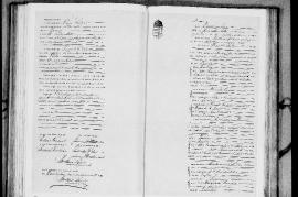 1879 Horvath-Niedermayer Heiratsurkunde Seite 1 118HW