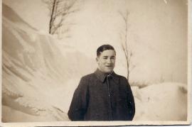 1940 Winter in Zurndorf 167UP