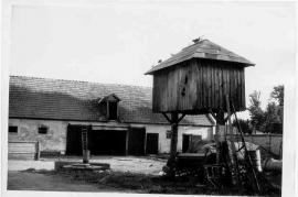 1960er Taubenkobl in der Götz Mühle 18HR