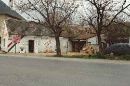 1989 Elektronik Center vorher Eisenhandlung A. Etzler heute Halle W. Liedl 1TA