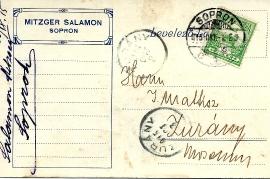 1915 Mitzger Salomon a 2R