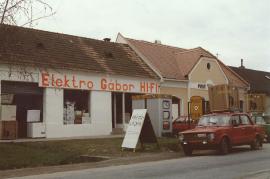 1989 Elektro Gabor heute Wohnhaus Fam. G. Bauhofer 2TA