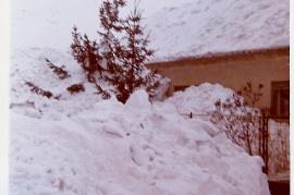 1970er Winter in Zurndorf 48PI