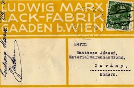 1914 Ludwig Marx a 4R