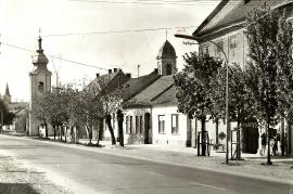 1973 Ansichtskarte Zurndorf