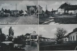 21 Zurndorf Ansichtskarte
