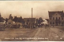 1932 26 Zurndorf Ansichtskarte