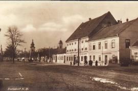 27 Zurndorf Ansichtskarte