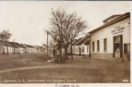 1940 28 Zurndorf Ansichtskarte