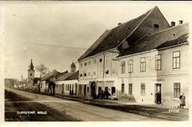 31 Zurndorf Ansichtskarte