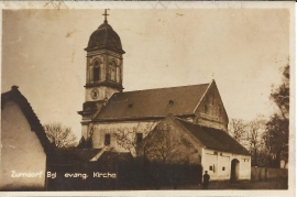 34 Zurndorf Ansichtskarte