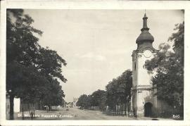 1926 35 Zurndorf Ansichtskarte