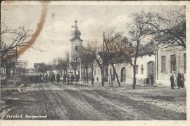 1938 37 Zurndorf Ansichtskarte