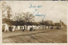 1940 39 Zurndorf Ansichtskarte