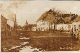 1938 42 Zurndorf Ansichtskarte