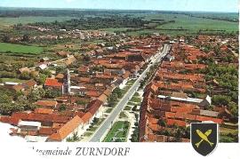 62 Zurndorf Ansichtskarte