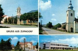 63 Zurndorf Ansichtskarte