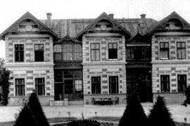 Wohnhaus Dynamitfabrik