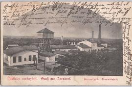 1904 Zurndorf - Zurany, Fabriksaufnahme