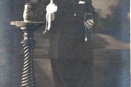 1929 Erstkommunion Lentsch in Amerika 275BA