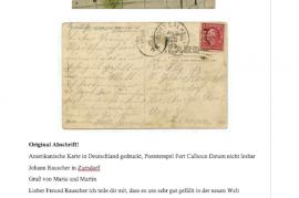 1910er Ansichtskarte M. Schneemayer 37HW