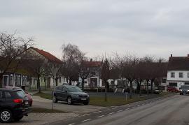 Dorfplatz jetzt