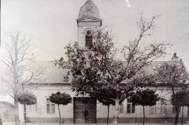 evang. Kirche einst