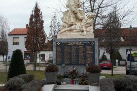 Kriegerdenkmal 1 jetzt