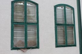Fam. Steiner Gassen Fenster