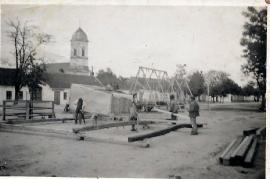 1940 11 Zimmerei Wendelin