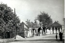 121 Obere Hauptstr. Häuserzeile