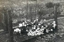 124 Judengrab vor dem Friedhof jetzt Leichenhalle