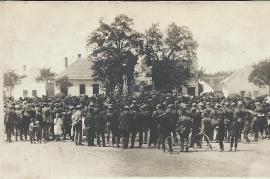 1925 5 Einweihung Kriegerdenkmal 17.5.1925