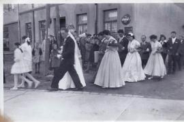1959 Hochzeitszug M. St. Lang 144So