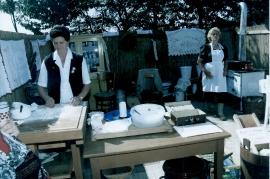 2004 Nostalgiefest Wuzinudel Produktion, Meixner L. Unger G. 18ME