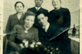 1950er Hochzeit Fischer - Pamer 19DEM