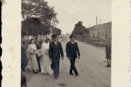 1937 Hochzeit in Zurndorf 33PJ