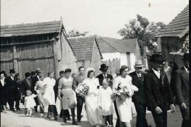 1944 Hochzeitszug 43B