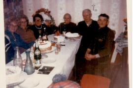 1970er Fam. Schneemayer goldene Hochzeit 4SCHM