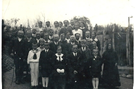 1938 Hochzeit A175