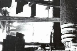 1950er Götz Mühle Schaufelräder 115GÖ