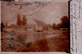 1902 Ansichtskarte 22GÖ