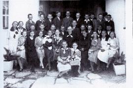 1940er Konfirmanden 15SM