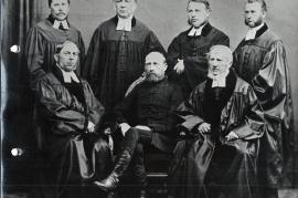 1880er  Seniorates der ev. Pfarrer 1EK