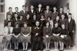 1961 Konfirmation Jahrgang 1947 1LÖ