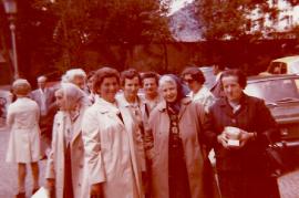 1960 r.kath. Kirche Ausflug 27AH