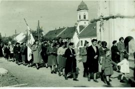 1954 Pfarrhauseinweihung 2HEI