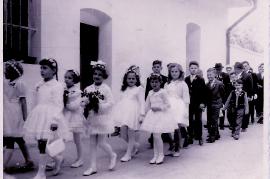1950er Kommunion Jahrgang 31WE