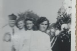 1949 nach der Glockenweihe 34Gö
