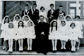 1950er Kommunion 34WE